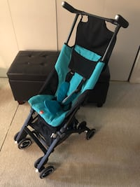 GB Pockit Folding Stroller Washington, 20008