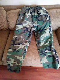 Genuine US Military Gore-Tex Pants Large Silver Spring, 20904