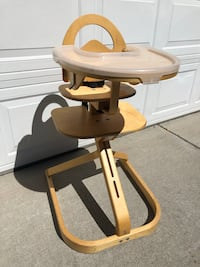 Signet Complete High Chair with Removable Tray