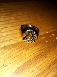 gold plated ring  Sioux Falls, 57106