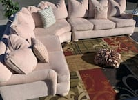 Gorgeous Sectional, FREE DELIVERY Las Vegas, 89104