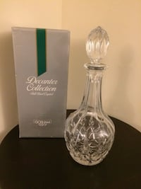 Decanter in King Edward by Gorham Vienna