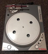 Vestax PDX-A2S Direct Drive PDX-A2MKII Turntable Edmonton