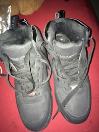 Black Suede High Tops  Silver Spring, 20902