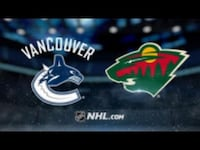 Canucks vs Wild tickets Below Cost! New Westminster, V3M