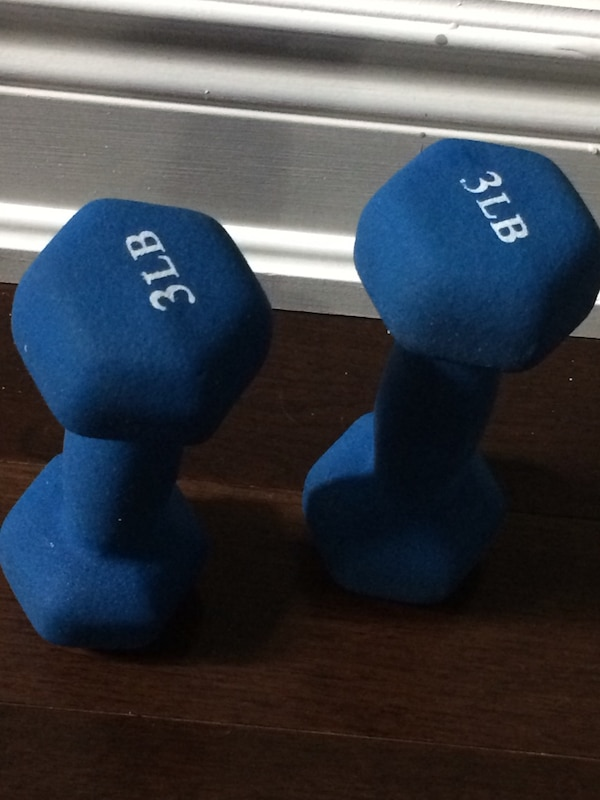 Dumbbell weights 0