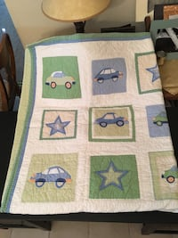 Pottery Barn Kids Quilt & Sham ($40/Set) San Jose, 95118