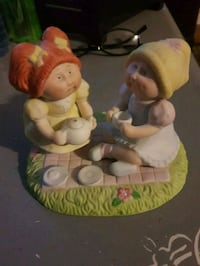 Cabbage patch collectable figurines.  Whitby, L1N 8X2