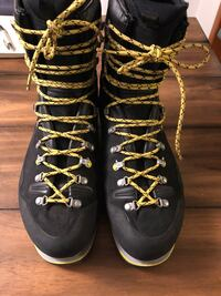 Salewa mountaineering boots men's size 12 Ann Arbor, 48104