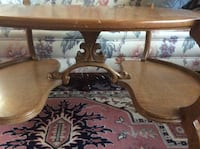 Antique decorative oval occasional table  Kitchener, N2M 1L4
