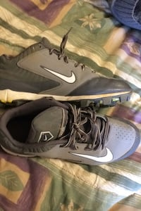 Nike Cleats size 8