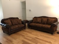 Couch and loveseat  Hanford
