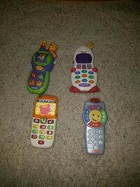 Learning phones and remote toys Centennial, 80015