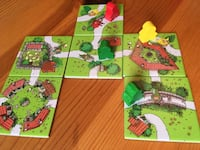 My First Carcassonne (aka Kids' Carcassonne) board game Columbia, 21046