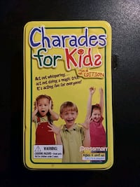 Charades for kids Placitas, 87043