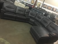 Reclining sectional with Chaise. Brand new. Frisco, 75035