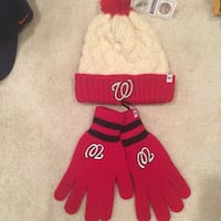 Washington Nationals New Winter Clothes Centreville