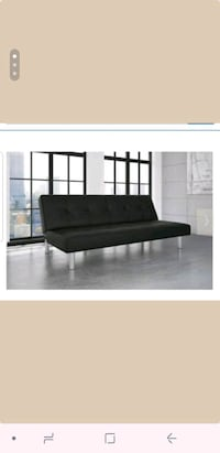 new leather futon New Westminster, V3M 5Z7
