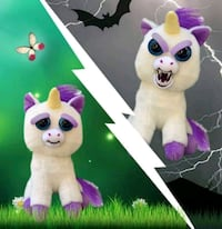 Feisty Pets Unicorn   Bamse