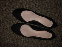Mango brand new Pair of black flat shoes Chicago, 60626