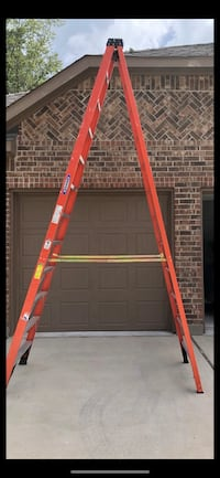 Used 12ft Werner ladder Conroe