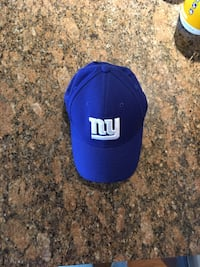 New York Giants Reebok hat. Size 7 and 1/8 Norwalk