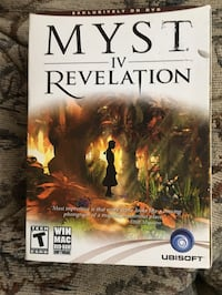 Myst IV Revelation Mac/Win Everett, 98208