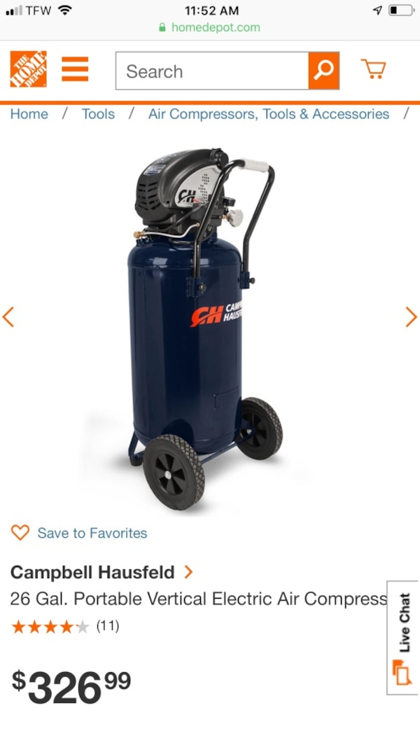 Used and new air compressor in Manchester - letgo