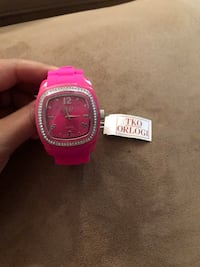 Pink TKO Orlogi Watch as is Toronto