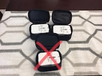 Travel Adapters (x2) Courtice
