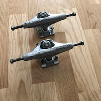 Independent low 139 skateboard truckere Bergen, 5006