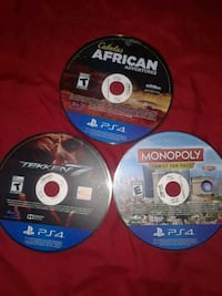 Ps4 game 20$ for each 600 mi