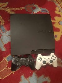 PS3 with 2 controllers and 15 games  Vancouver, V6R 4K9