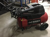 Husky 1.7HP AIR Compressor Morrison, 80465