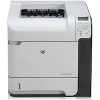 HP LaserJet P4515x laser printer with 6 input trays and moveable stand Potomac, 20854