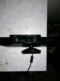 Xbox 360 games and 3 Kinect games with the kinect