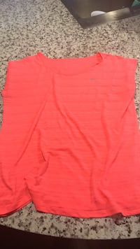 women's pink scoop-neck shirt Houston, 77008