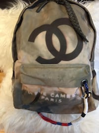 New Chanel backpack  Ottawa, K1G 1M2