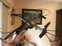 Sky rider drone comes with everything you see here it's brand new retails for 150 but my son wanted a different one so getting rid of this one DeLand, 32724