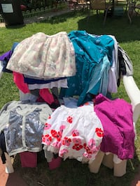 Little girls clothes size 5/6, 7/8, 10/12 Los Angeles, 90023