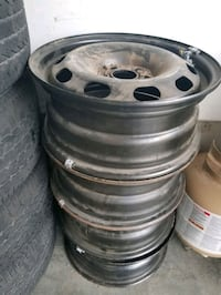 4 Winter Rims For Sale! Kitchener