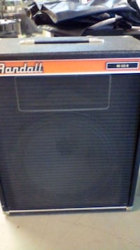 Randall 2 Channel Amp with speaker Tucson, 85705