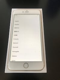 iPhone 6 Plus Gold AT&T Bakersfield, 93314