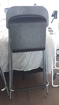 Two new folding chairs