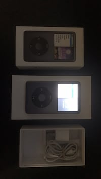Classic iPod 160gb. With box. (Used) Somerville, 02144