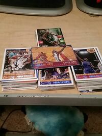 assorted basketball trading cards Tampa, 33647