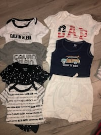 Baby clothes size 12 months  Los Angeles, 91356