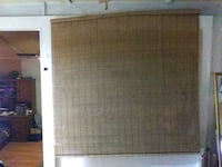 "Bamboo blind 72"" x 72"" North Little Rock"