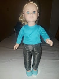 """Doll 18"""" Ceres, 95307"""