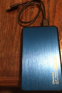1TB Hard drive BRAND NEW NEVER USED (DRIVE SOLD SEPARATELY!)